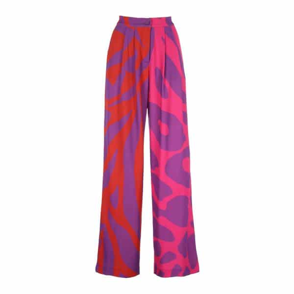 Purple Zebra Pants 1