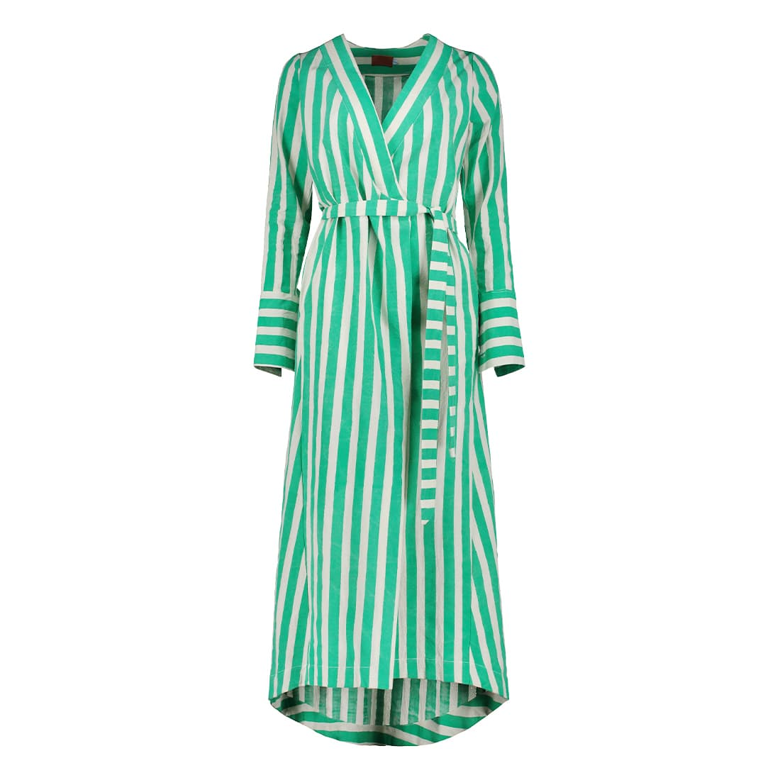 Rodeo Ankle-Length Wrap Dress 1