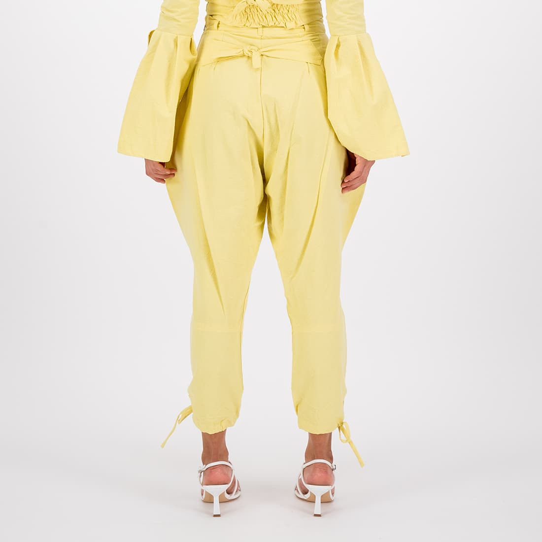 Cajetilla Cropped Trousers 3