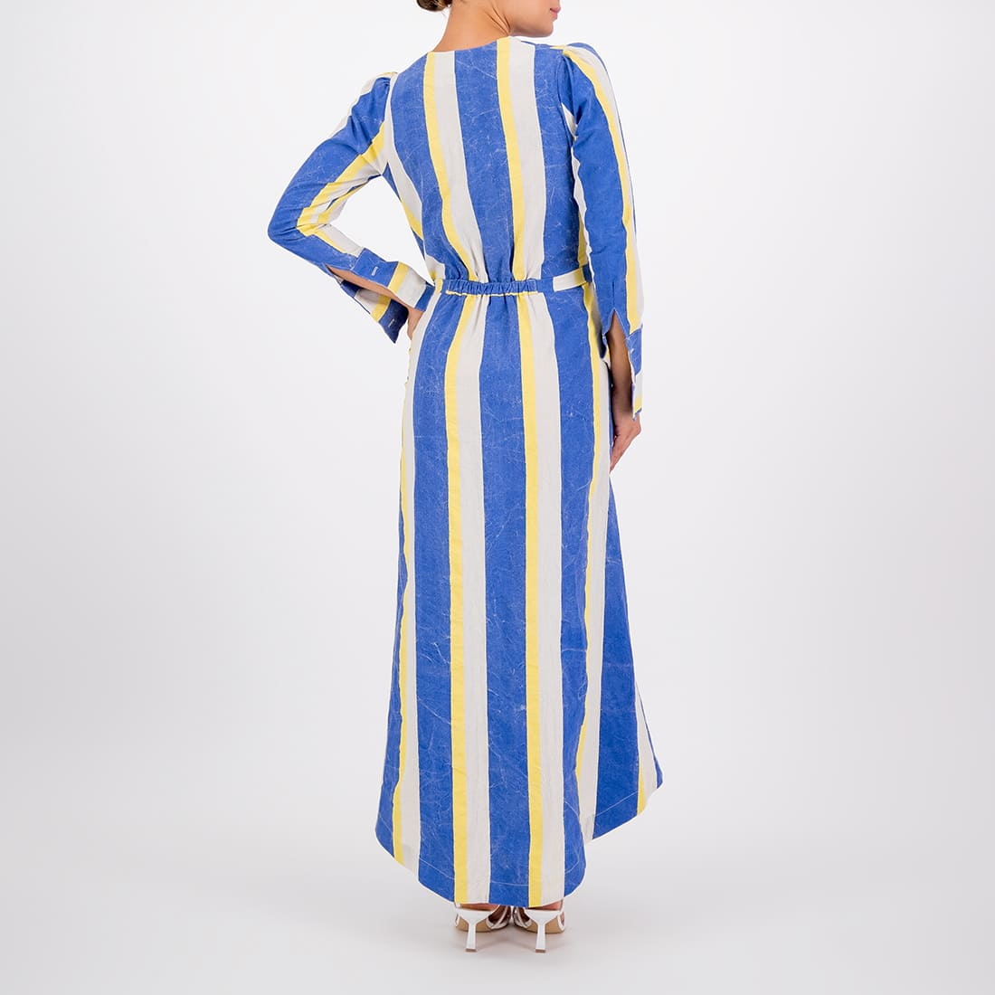 Rodeo Ankle-Length Wrap Dress 3