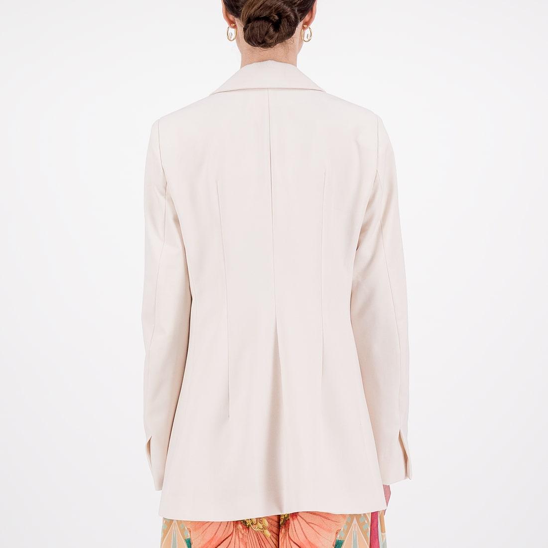 Lightweight wool, oversized blazer 3