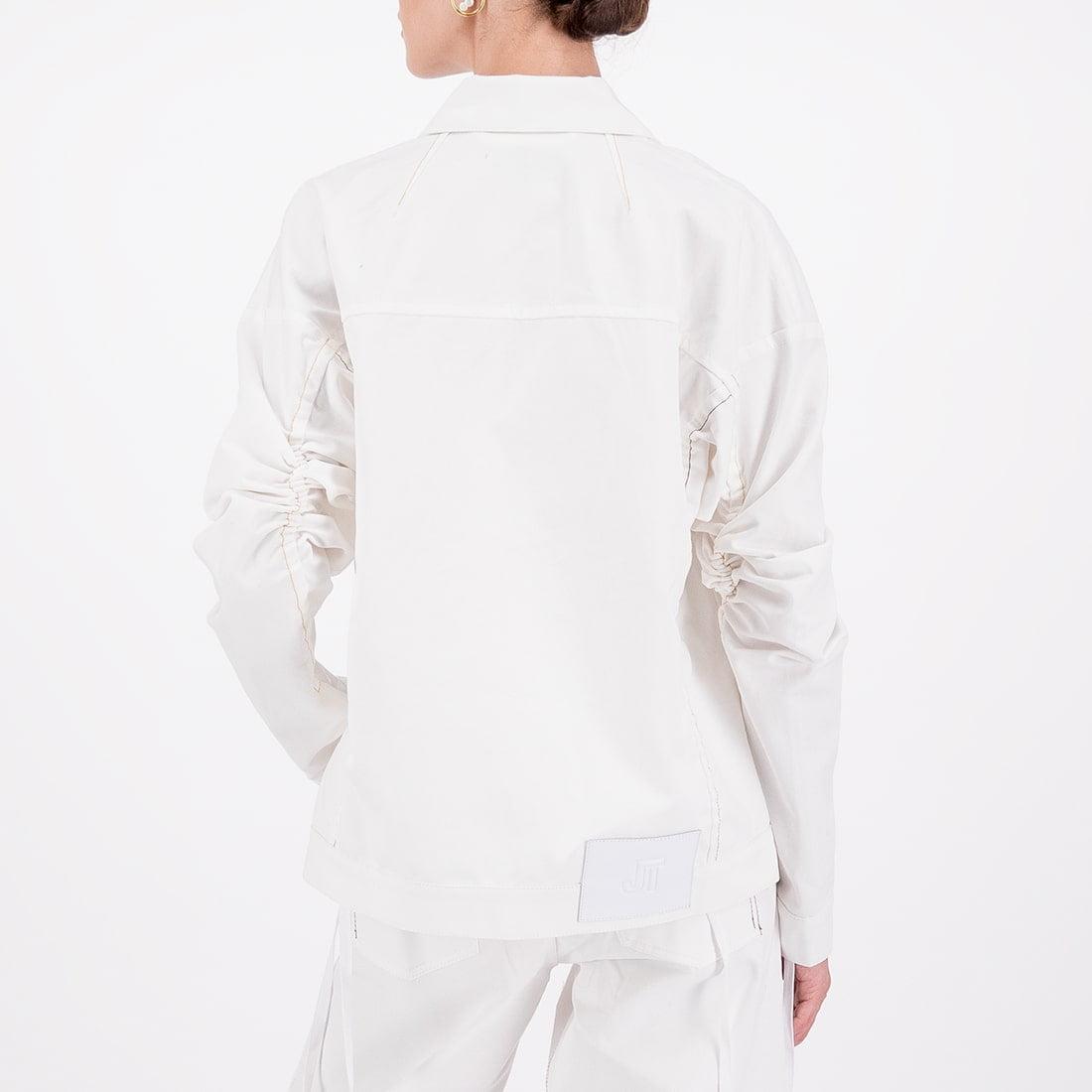 White denim jacket 3