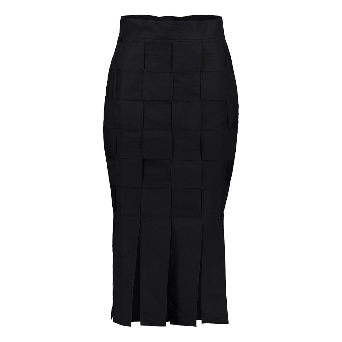 Mid-length skirt 1