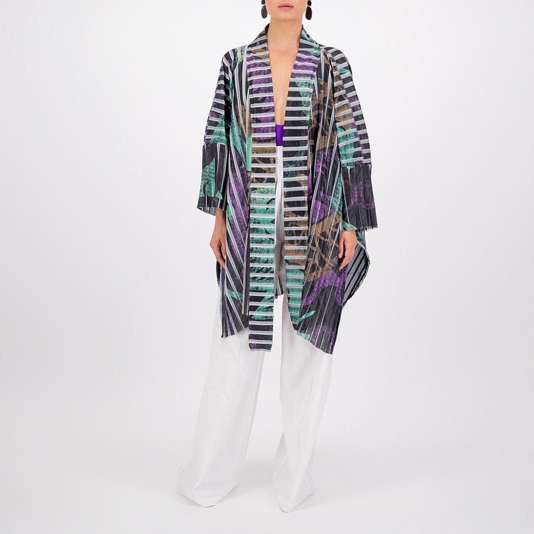 Long-sleeved party kimono 3