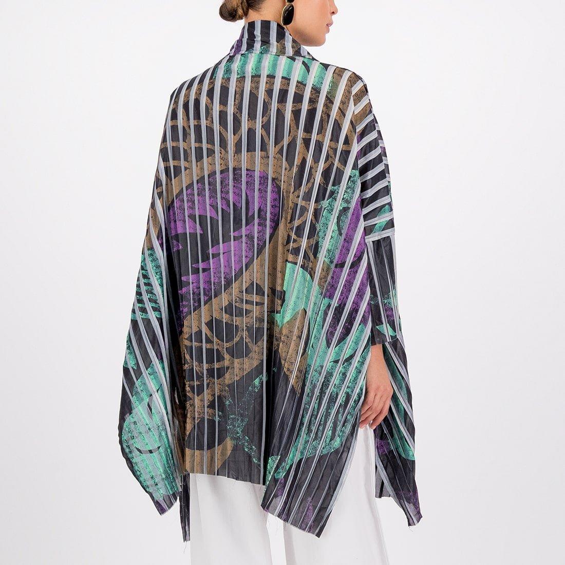 Long-sleeved party kimono 2